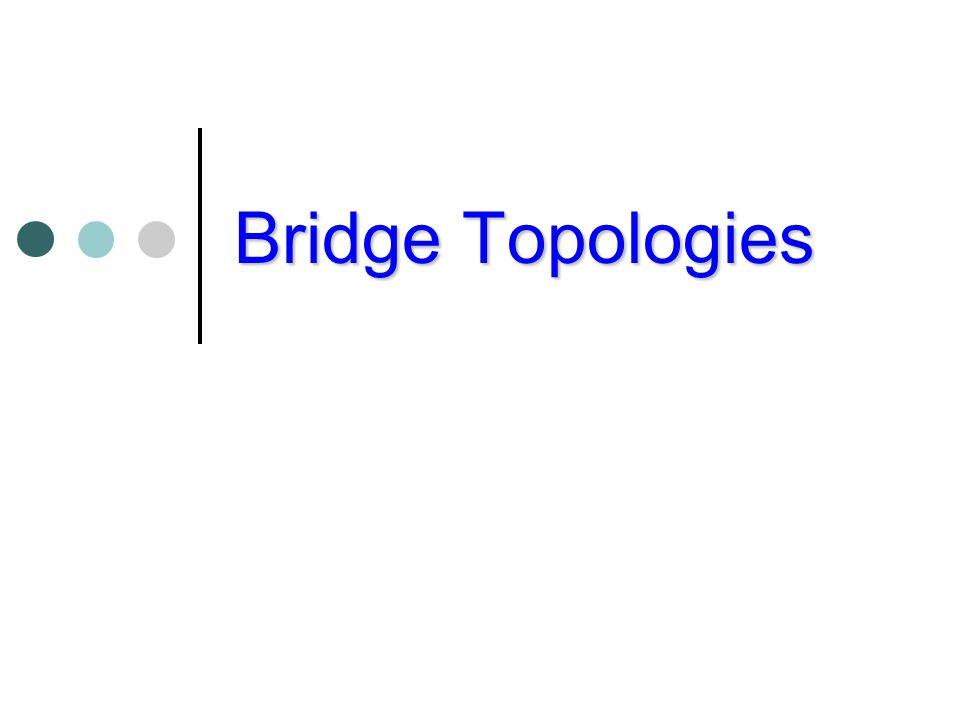 Bridge Topologies