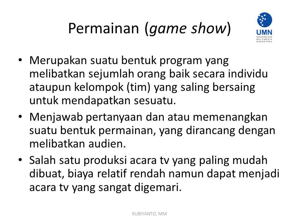 Permainan (game show)