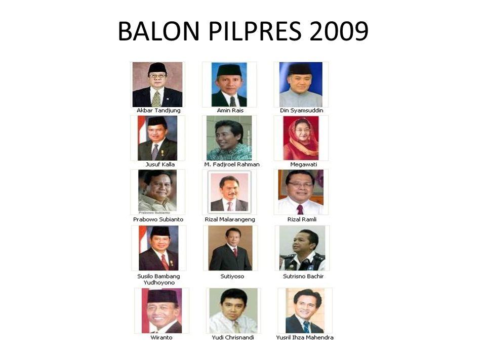 BALON PILPRES 2009