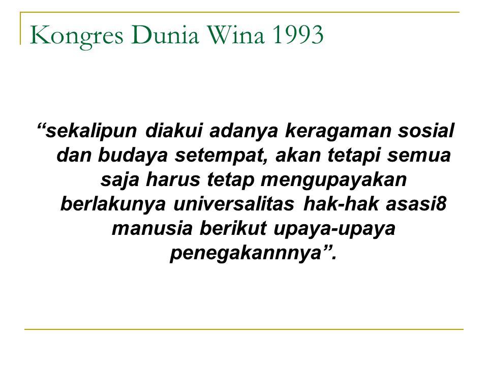 Kongres Dunia Wina 1993