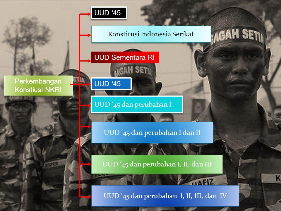Konstitusi Indonesia Serikat