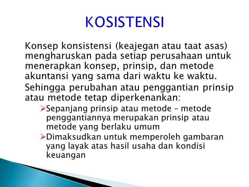 KOSISTENSI