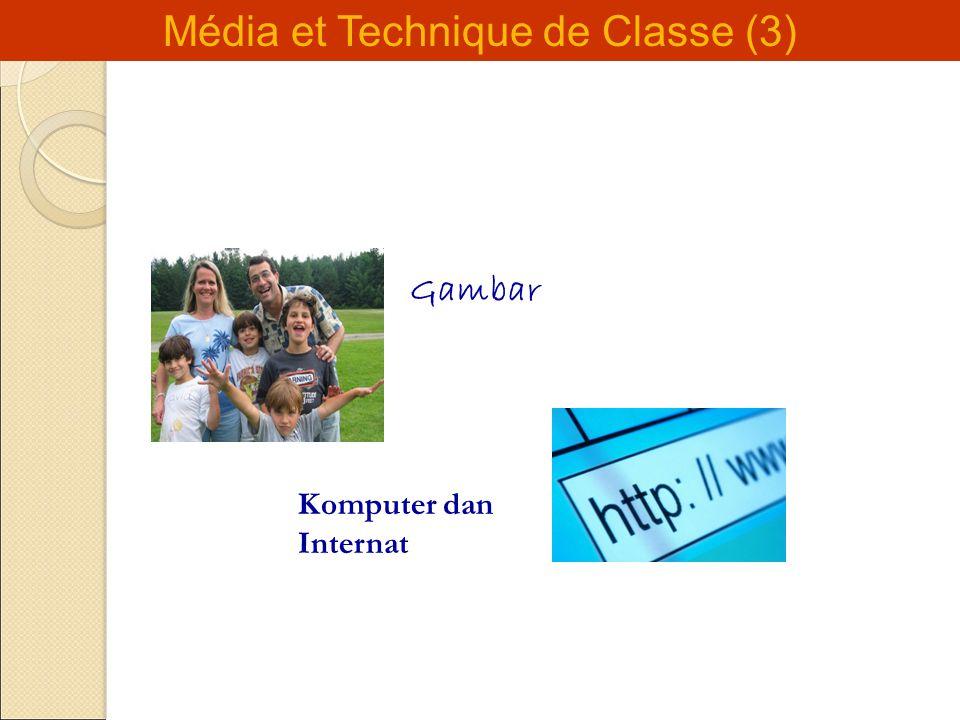 Média et Technique de Classe (3)
