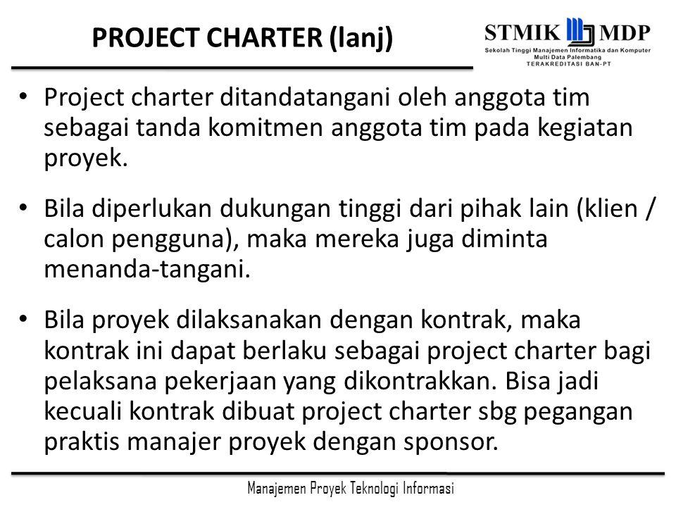 PROJECT CHARTER (lanj)