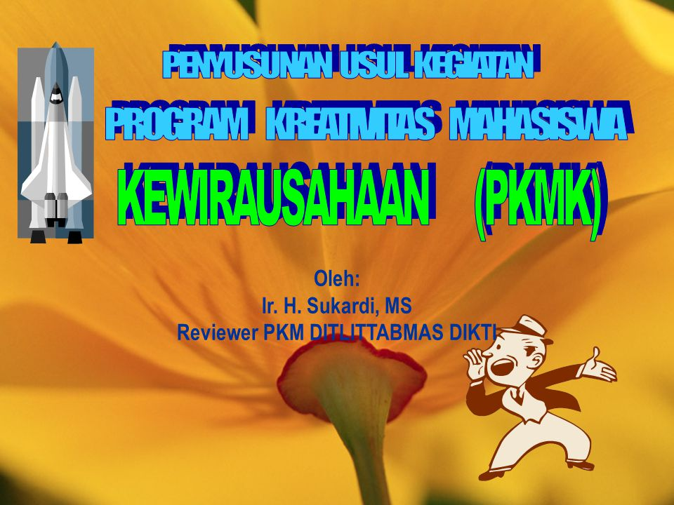 Reviewer PKM DITLITTABMAS DIKTI
