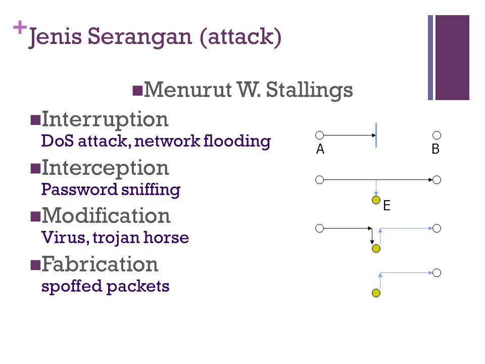 Jenis Serangan (attack)