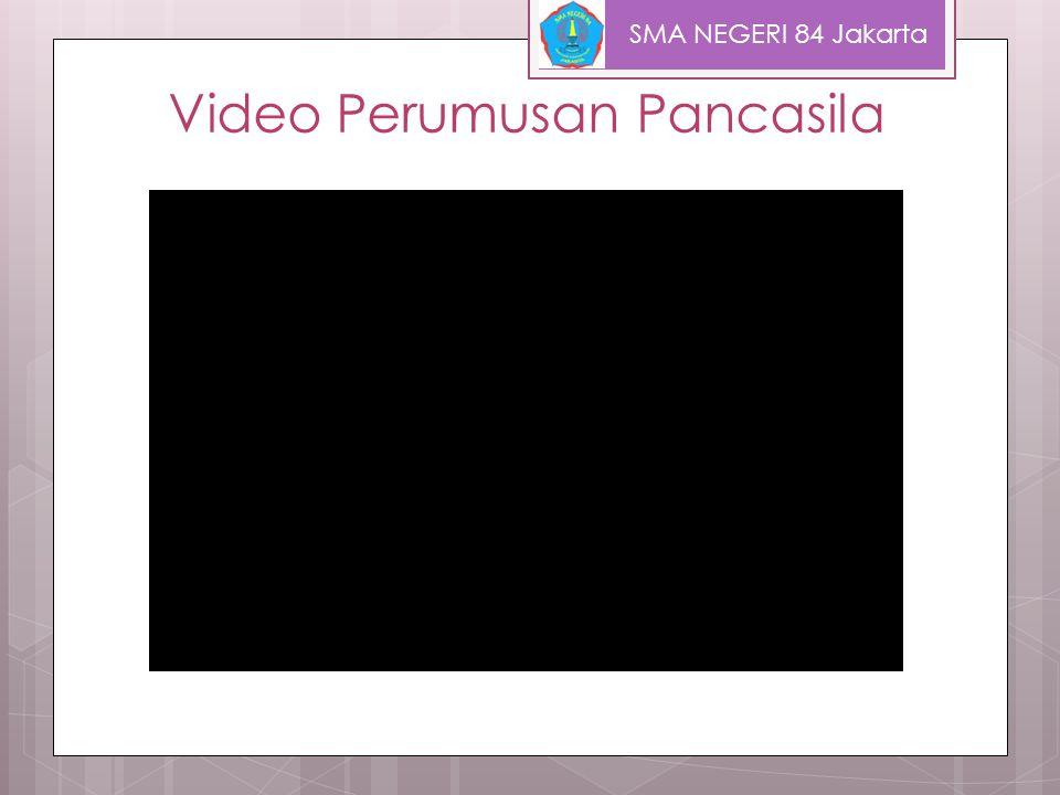 Video Perumusan Pancasila
