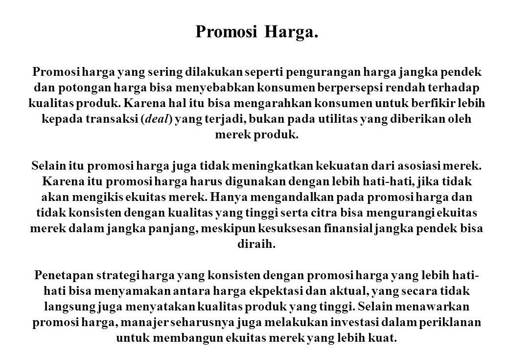 Promosi Harga.