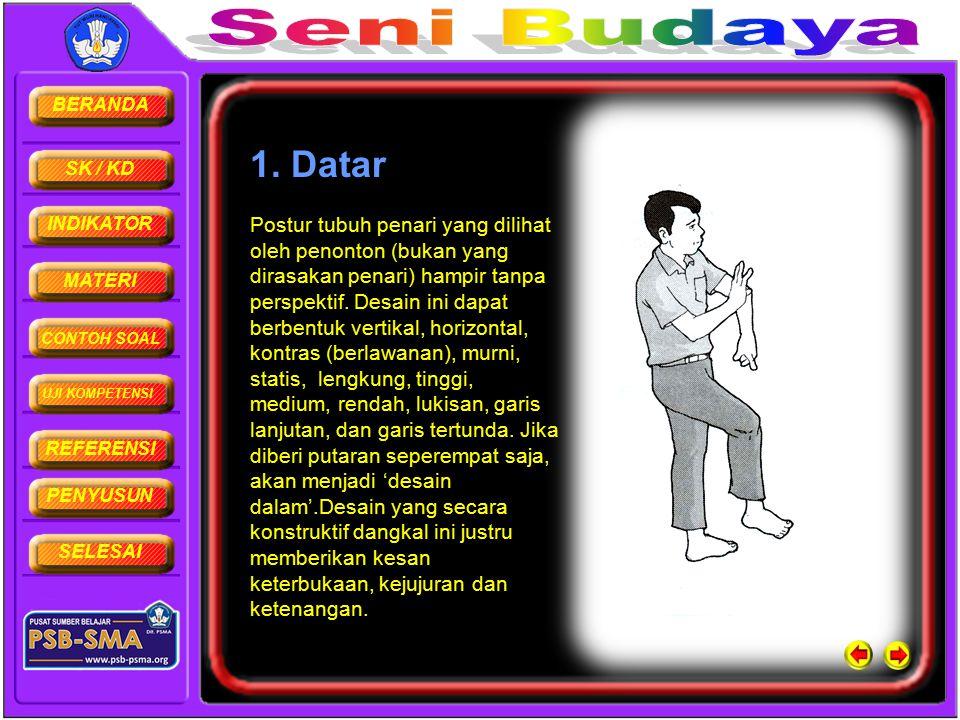 1. Datar