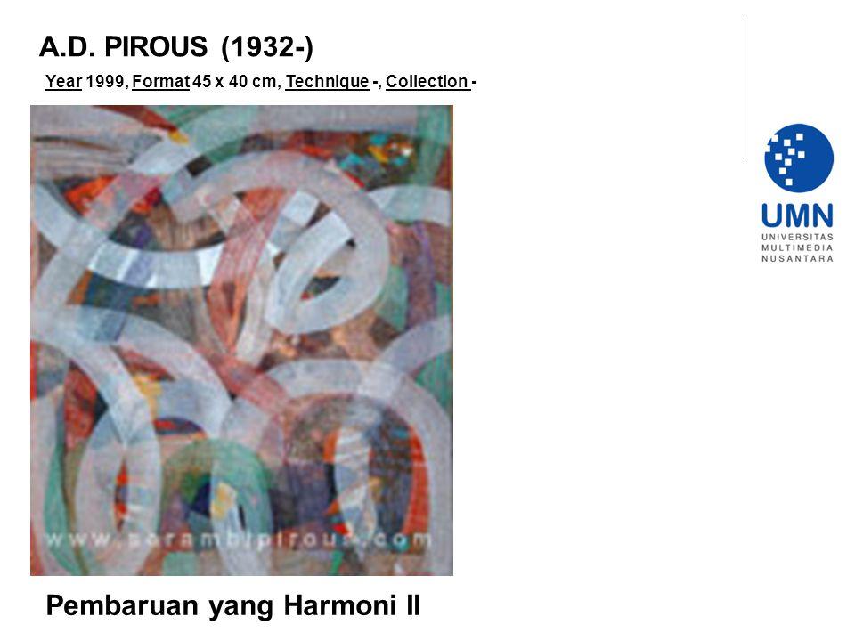 Pembaruan yang Harmoni II