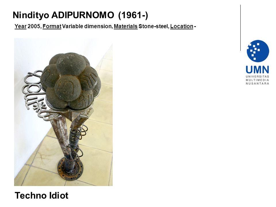 Nindityo ADIPURNOMO (1961-)