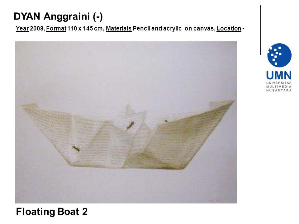 DYAN Anggraini (-) Floating Boat 2