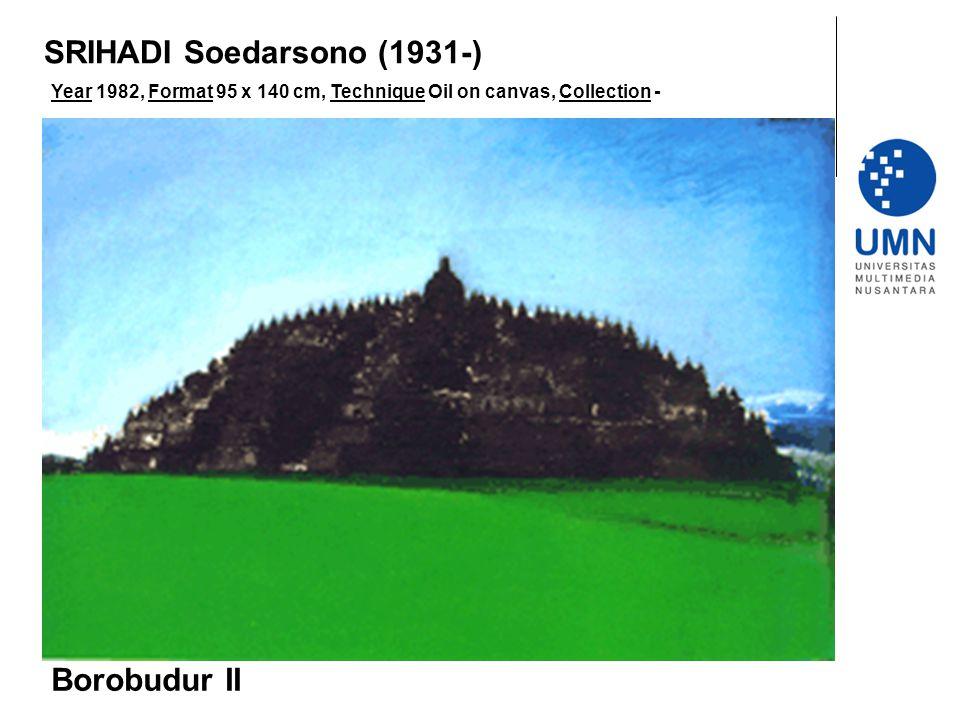 SRIHADI Soedarsono (1931-)