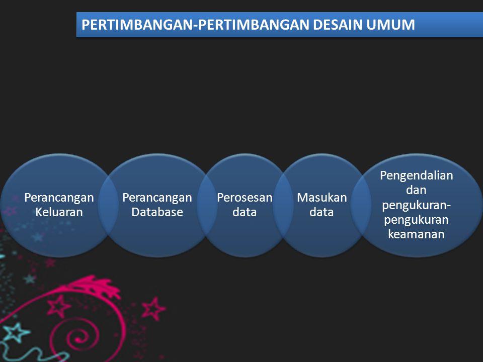 Pengendalian dan pengukuran-pengukuran keamanan