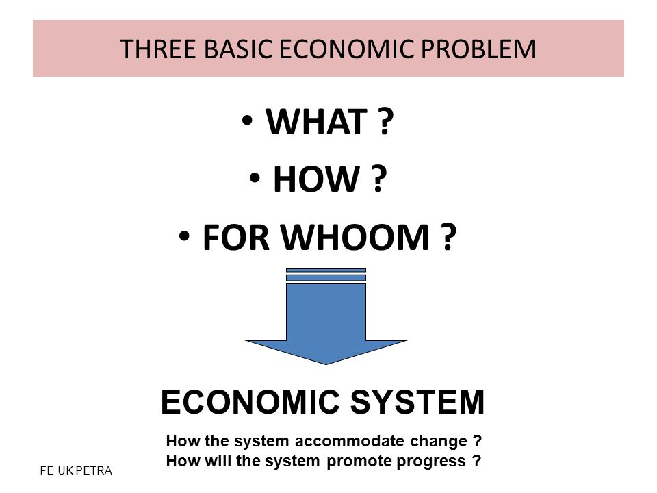 basic economic problem Scarcity 3 unit 3 scarcity in this first unit you will be introduced to the basic problem facing all economies this is the problem of scarcity the nature of scarcity.