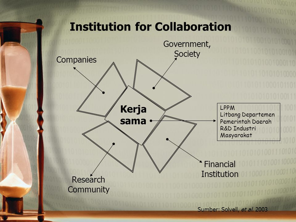 Institution for Collaboration
