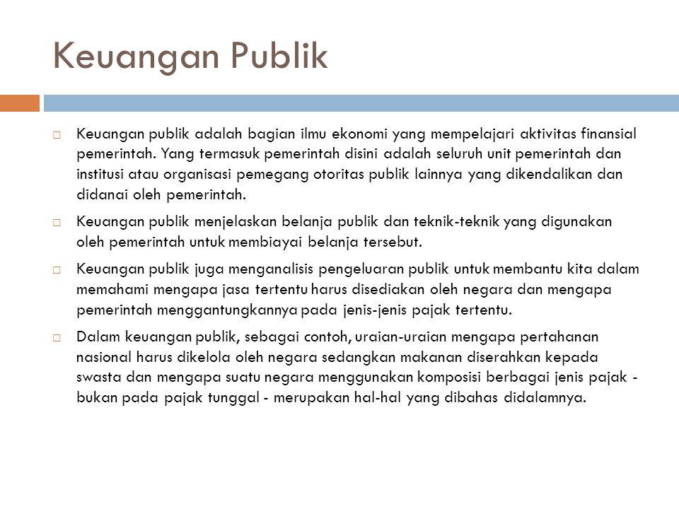 Keuangan Publik