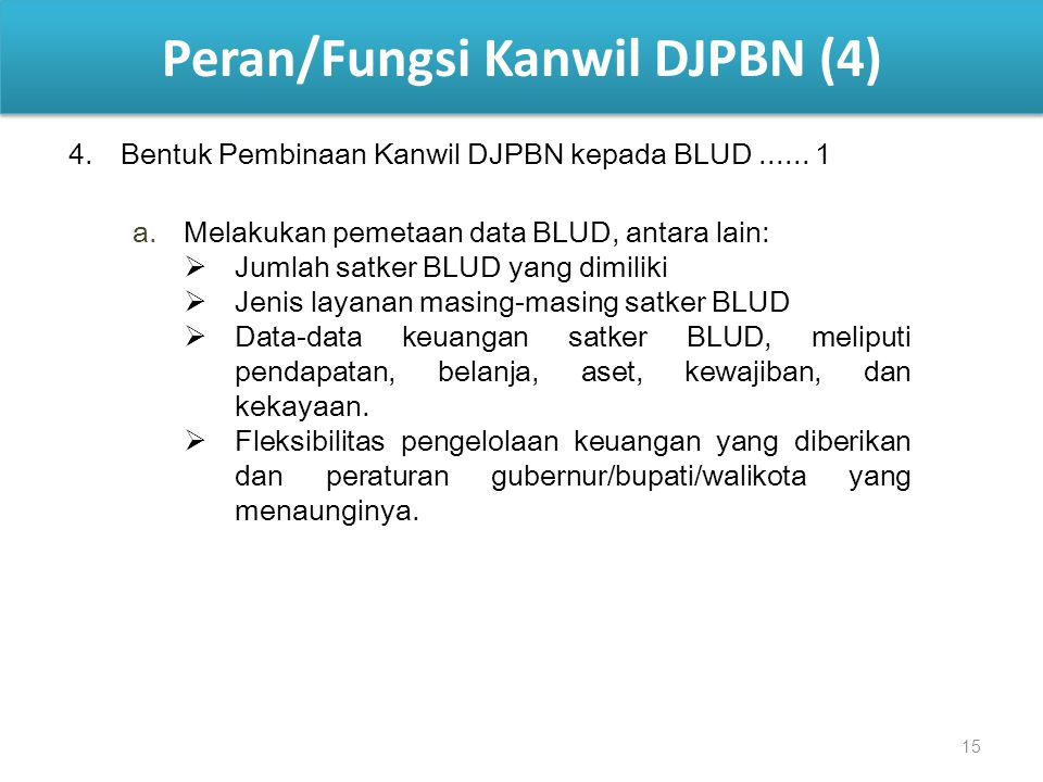 Peran/Fungsi Kanwil DJPBN (4)