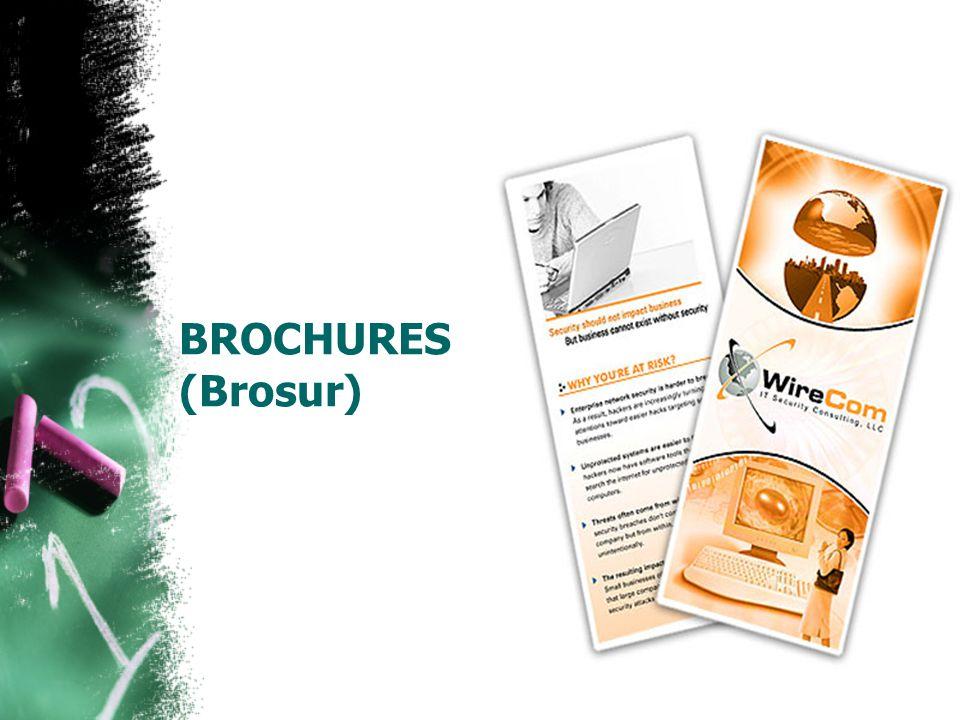 BROCHURES (Brosur)