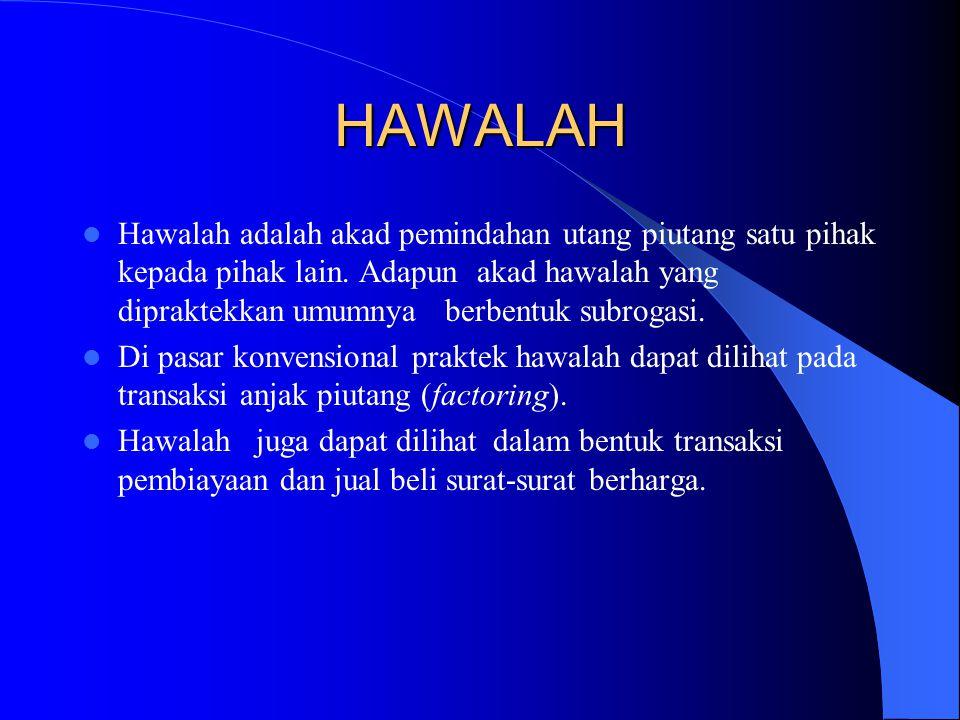 HAWALAH