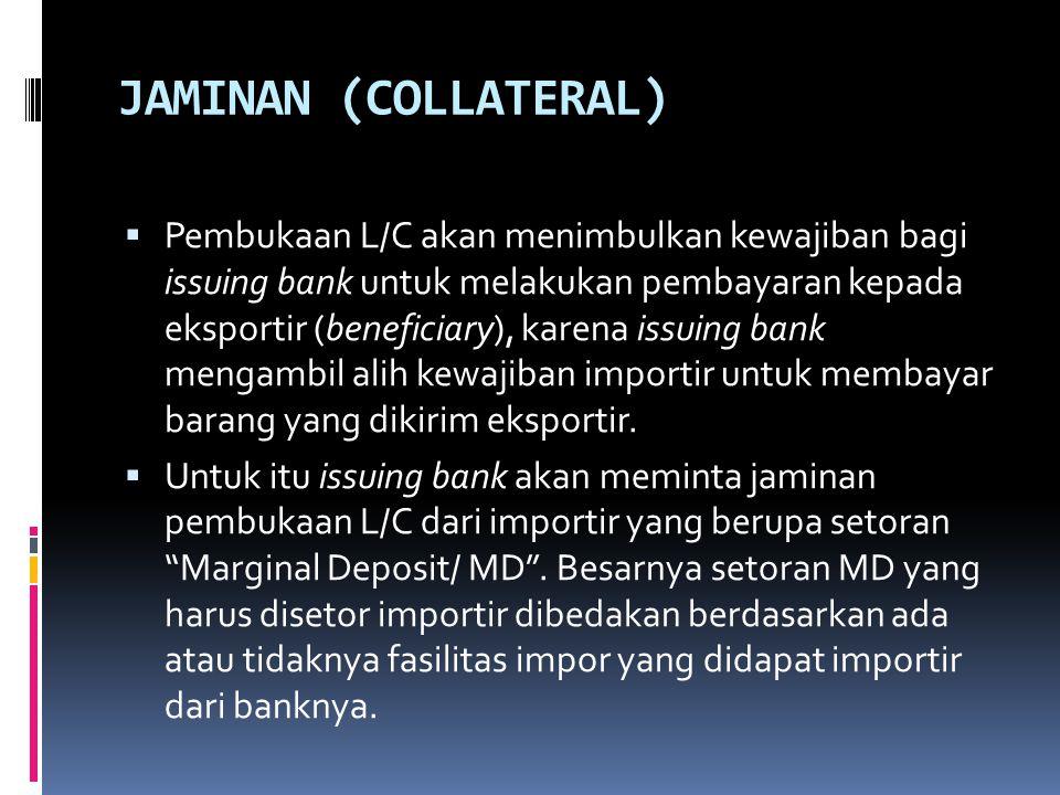 JAMINAN (COLLATERAL)