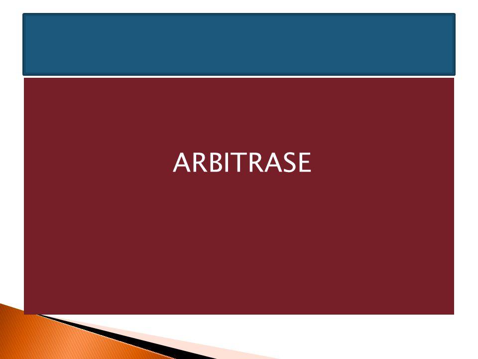 ARBITRASE