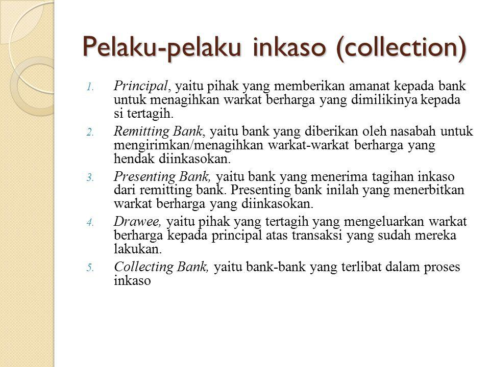 Pelaku-pelaku inkaso (collection)