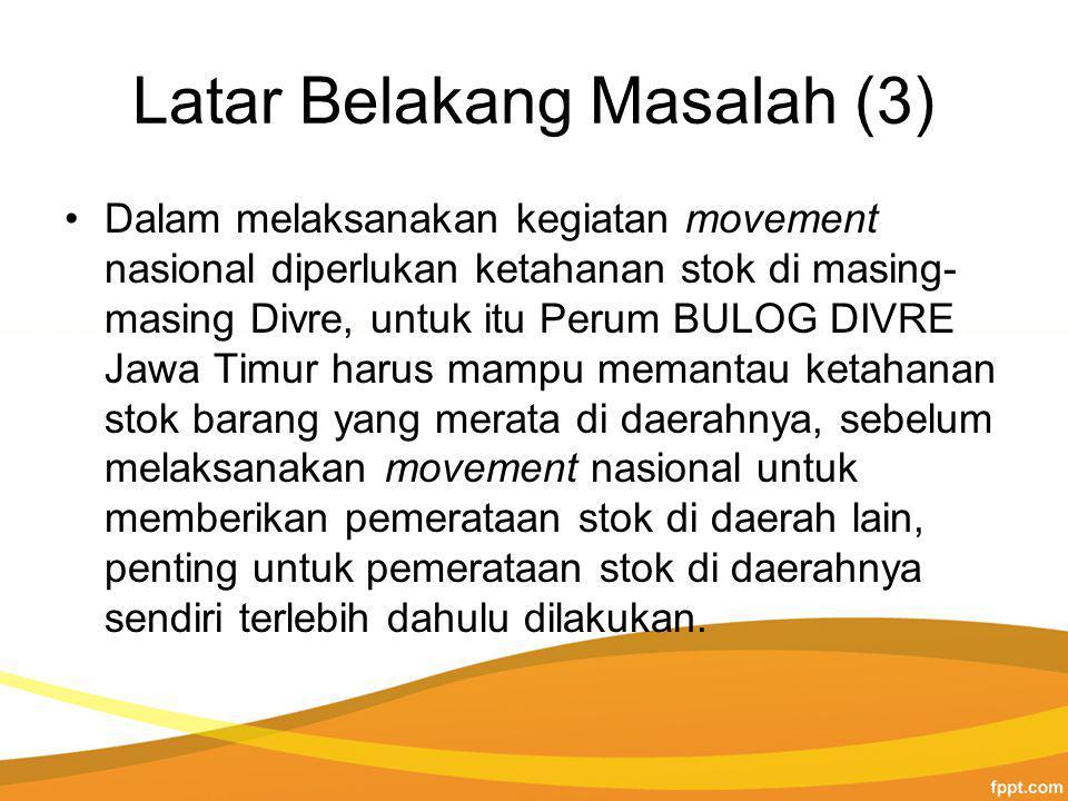 Latar Belakang Masalah (3)