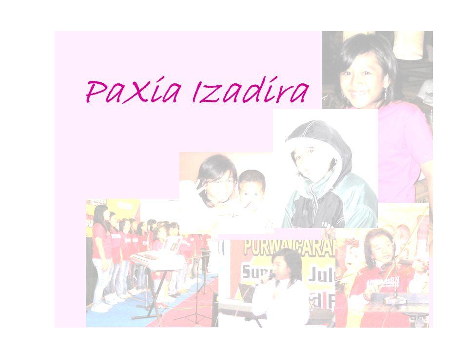 PaXia Izadira