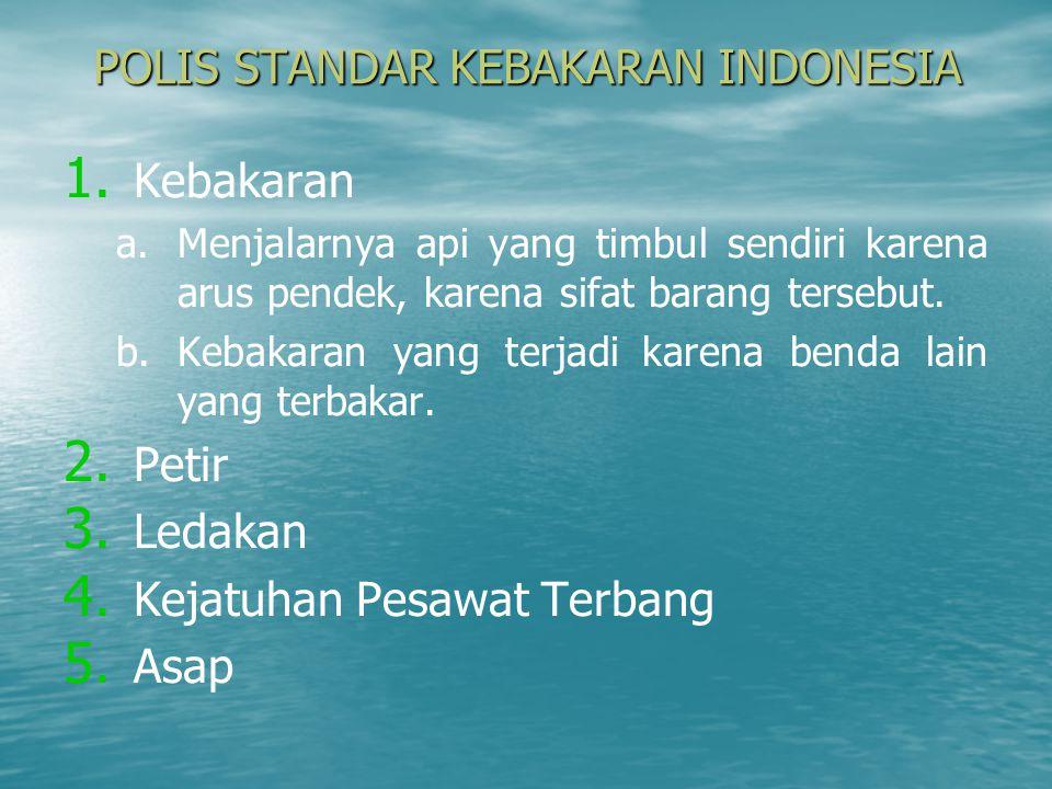 POLIS STANDAR KEBAKARAN INDONESIA