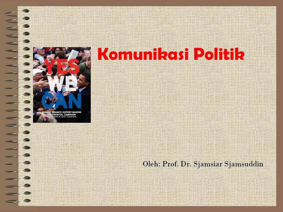Oleh: Prof. Dr. Sjamsiar Sjamsuddin