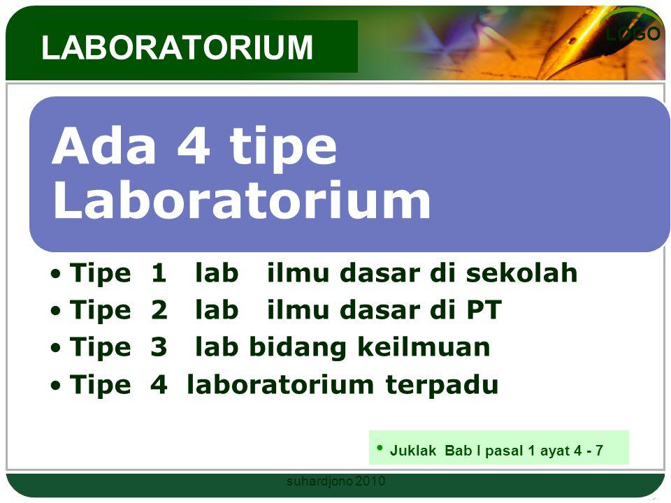 LABORATORIUM Tipe 1 lab ilmu dasar di sekolah