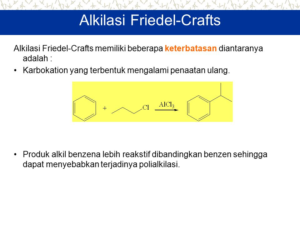 Alkilasi Friedel-Crafts