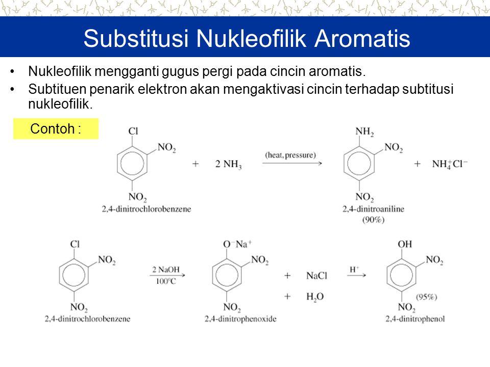 Substitusi Nukleofilik Aromatis