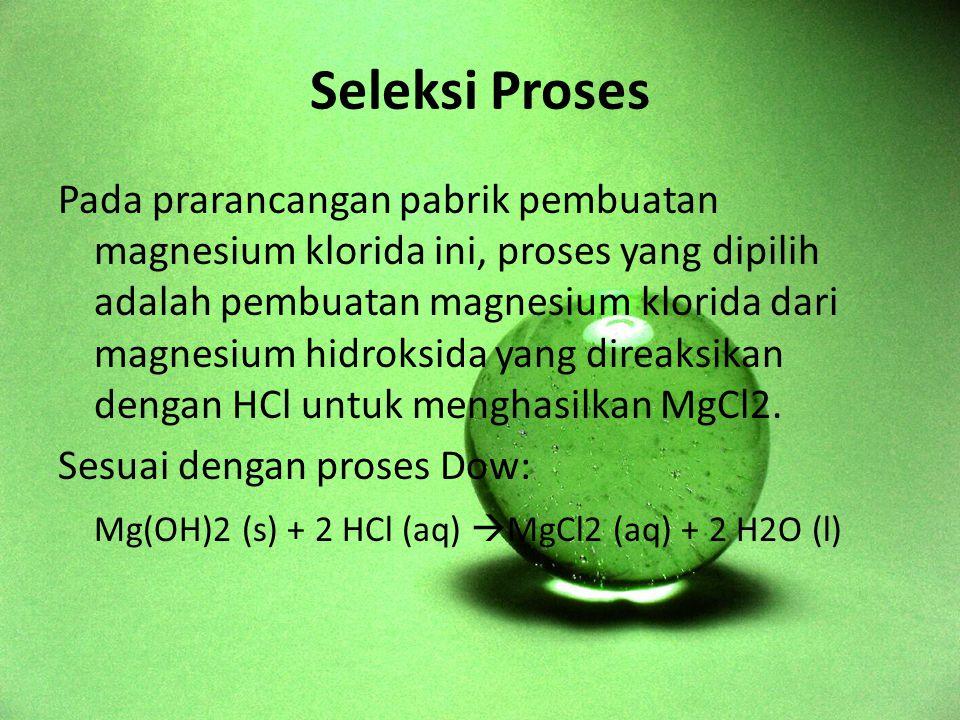 Seleksi Proses