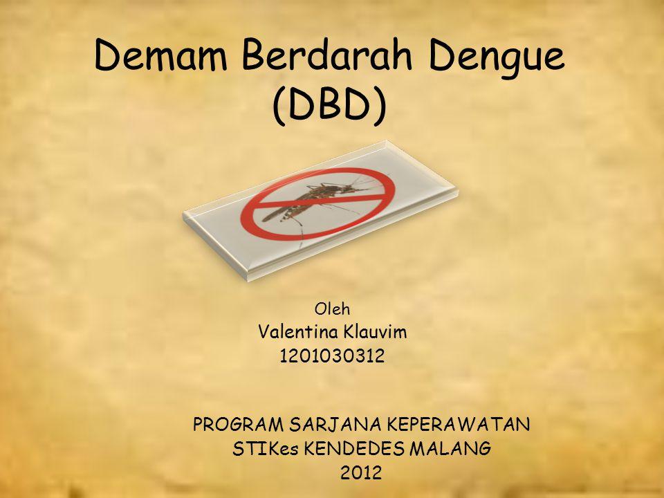Demam Berdarah Dengue (DBD)