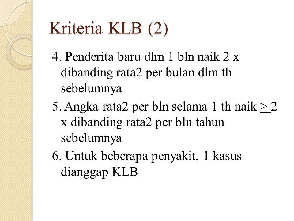 Kriteria KLB (2)