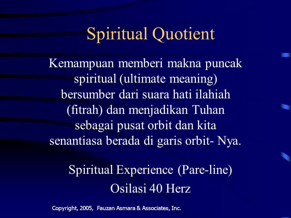 Spiritual Experience (Pare-line)