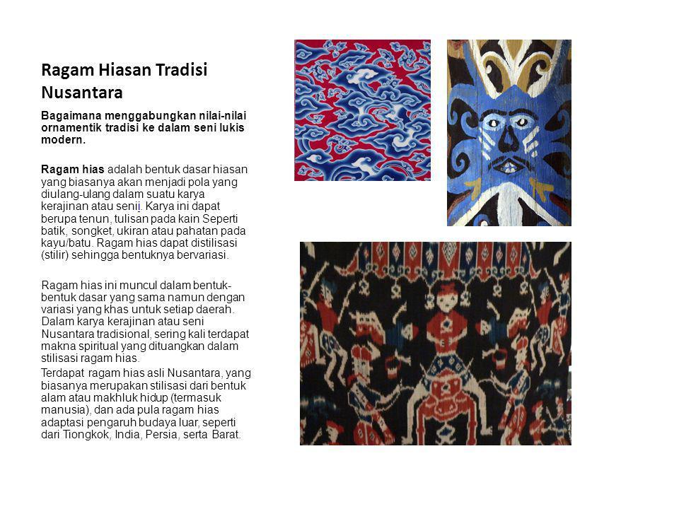 Ragam Hiasan Tradisi Nusantara