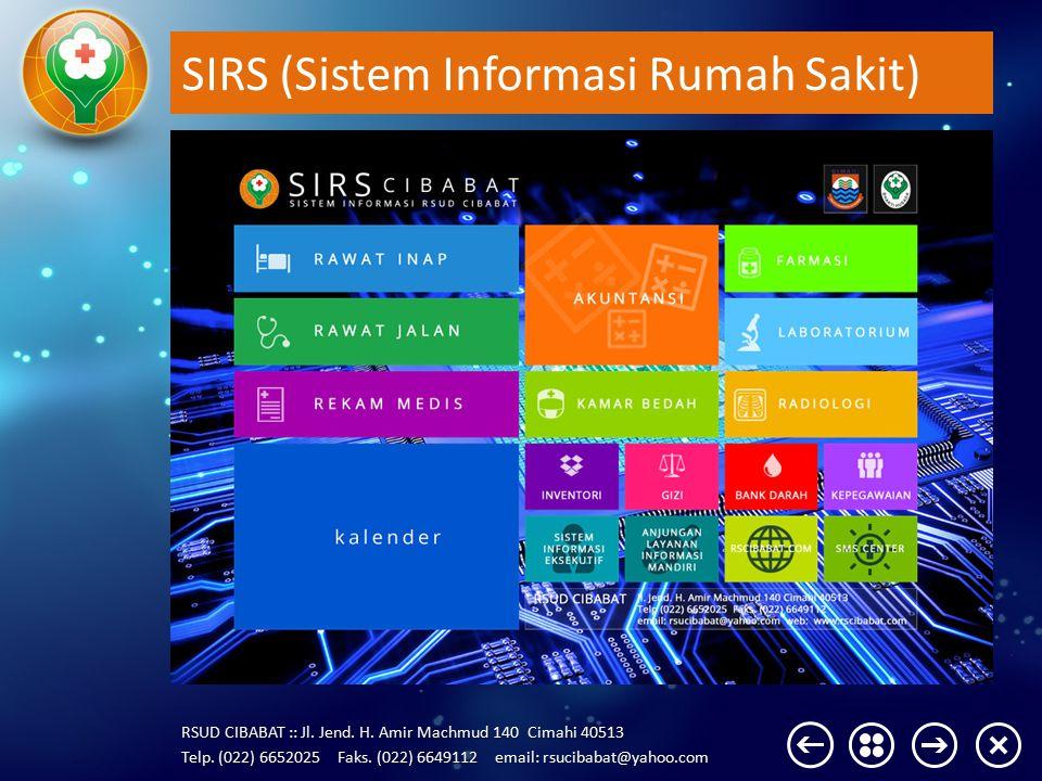 SIRS (Sistem Informasi Rumah Sakit)