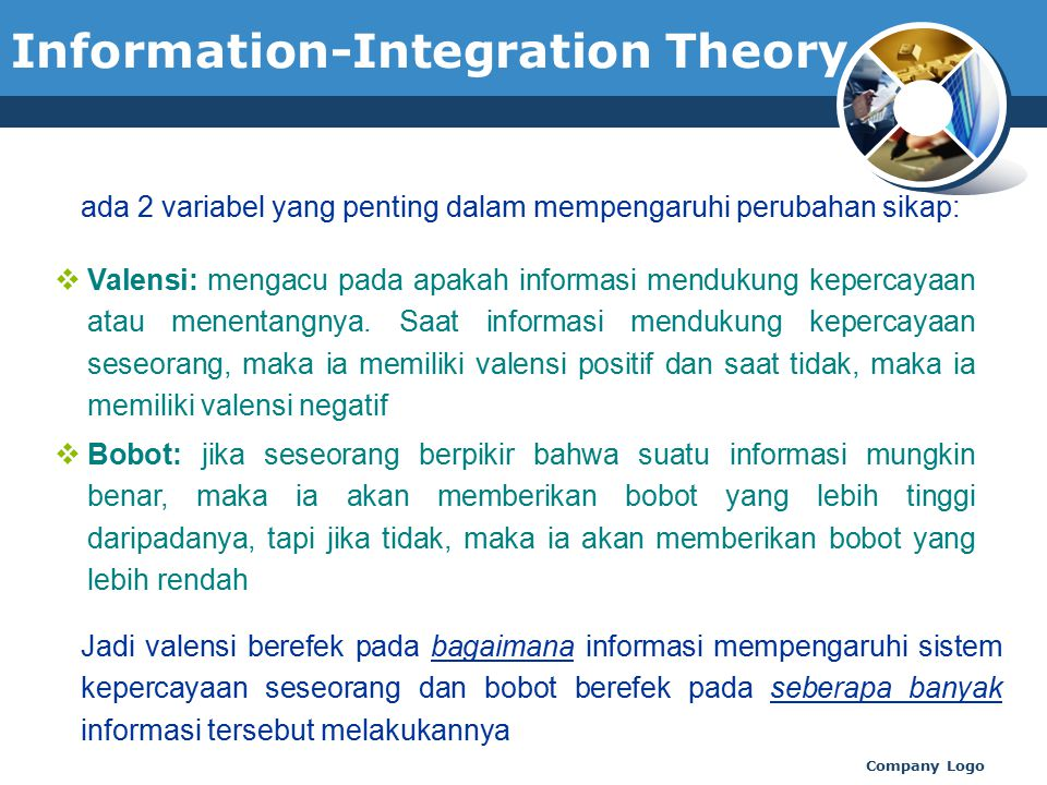 Information-Integration Theory