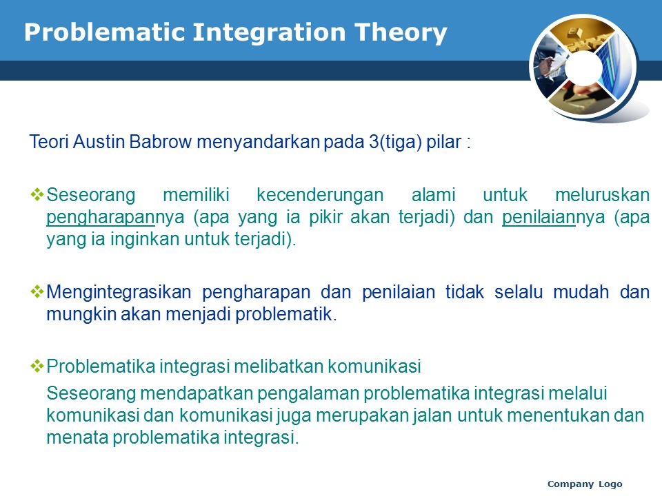 Problematic Integration Theory