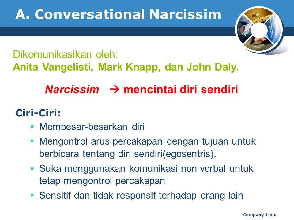 A. Conversational Narcissim
