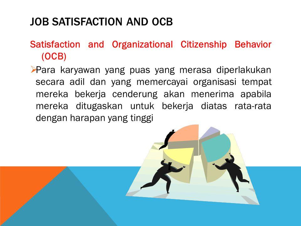 Kepuasan karyawan dan Kepuasan Pelanggan