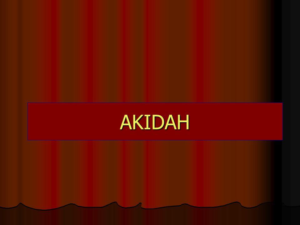 AKIDAH