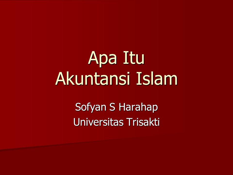 Apa Itu Akuntansi Islam