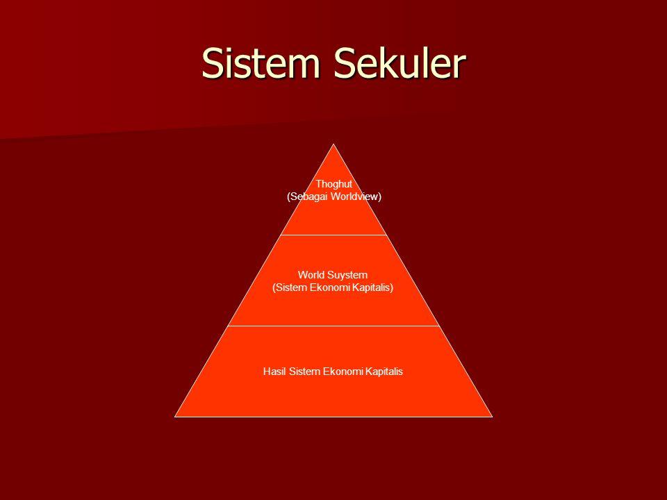 Sistem Sekuler