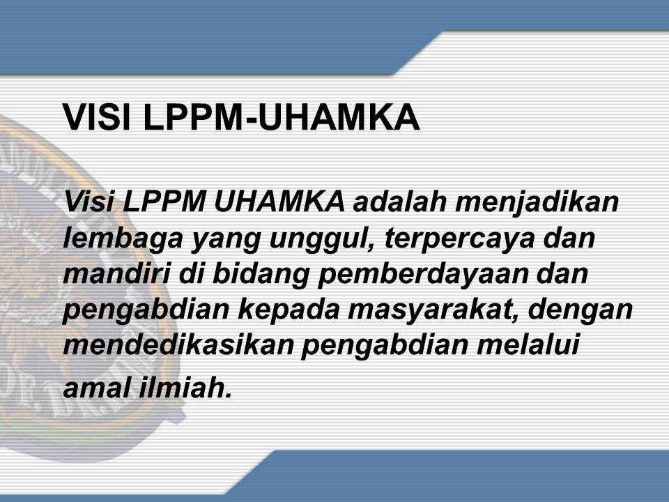 VISI LPPM-UHAMKA