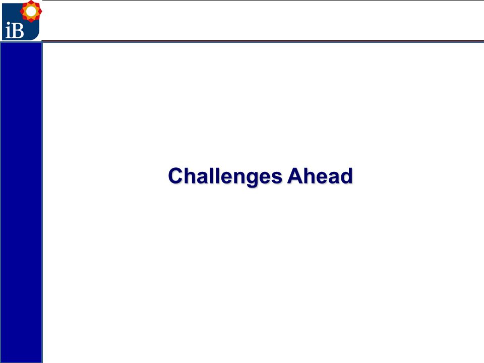 19 Challenges Ahead