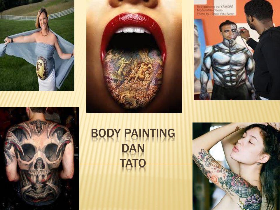 Body Painting DAN Tato